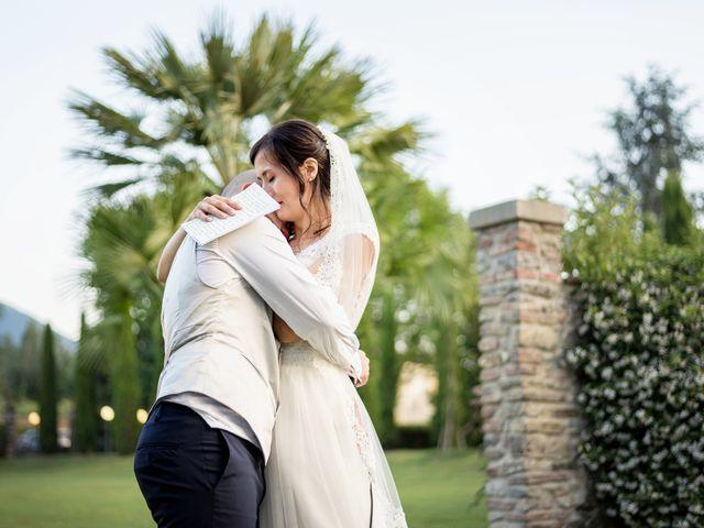 Il matrimonio di Matteo e Nina a Lucca, Lucca 81