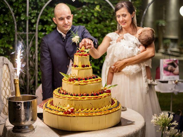 Il matrimonio di Matteo e Nina a Lucca, Lucca 85
