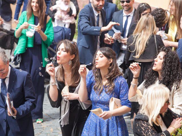 Il matrimonio di Marco e Stefania a Roma, Roma 16