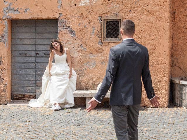 Il matrimonio di Marco e Stefania a Roma, Roma 19