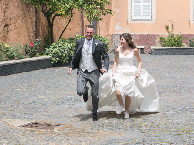 Il matrimonio di Marco e Stefania a Roma, Roma 21