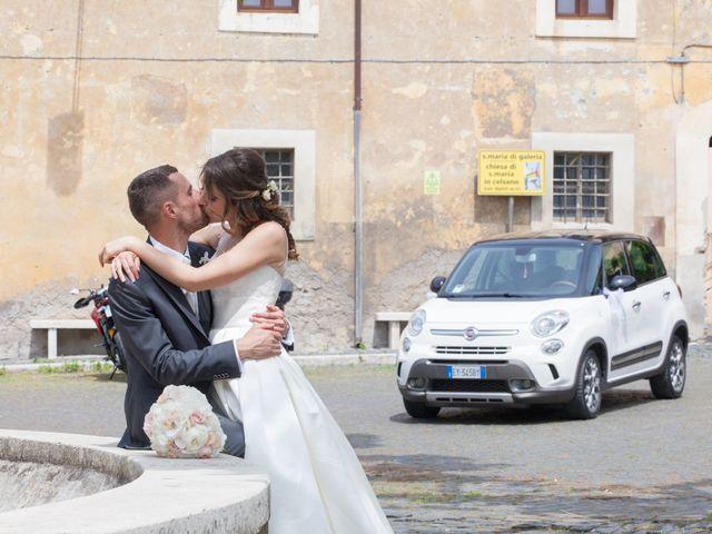 Il matrimonio di Marco e Stefania a Roma, Roma 22