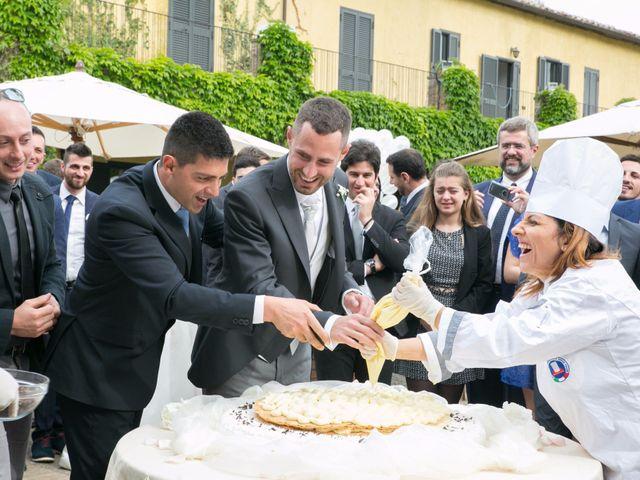 Il matrimonio di Marco e Stefania a Roma, Roma 34