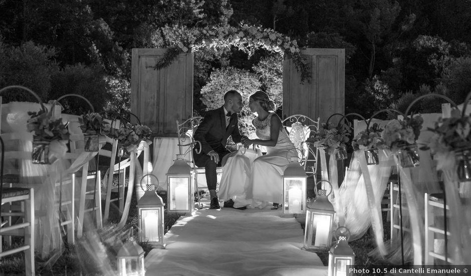 Il matrimonio di Antonio e Sara a Grosseto, Grosseto