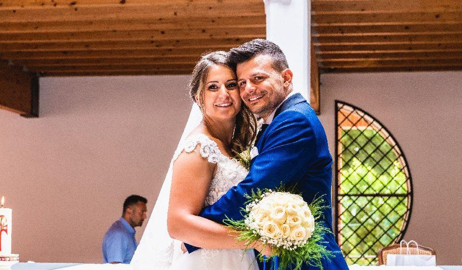 Il matrimonio di Claudio e Jessica a Velletri, Roma