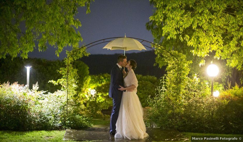 Il matrimonio di Stefano e Laura a Marcheno, Brescia