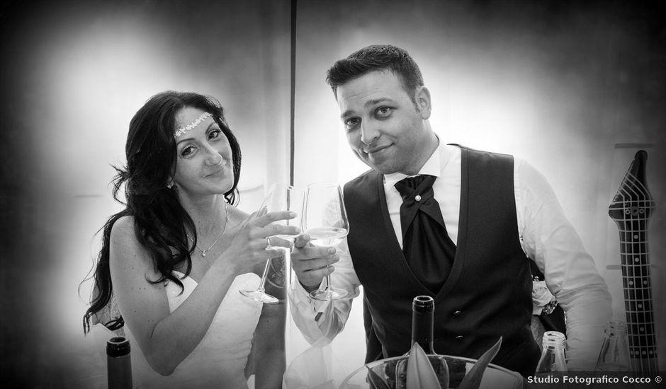 Il matrimonio di Roberto e Valentina a Solaro, Milano