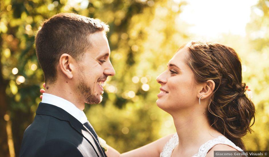 Il matrimonio di Nicola e Francesca a Brescia, Brescia