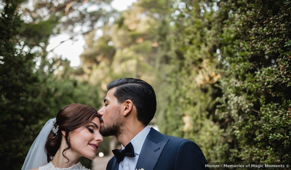 Il matrimonio di Fausto e Sefora a Chiaramonte Gulfi, Ragusa