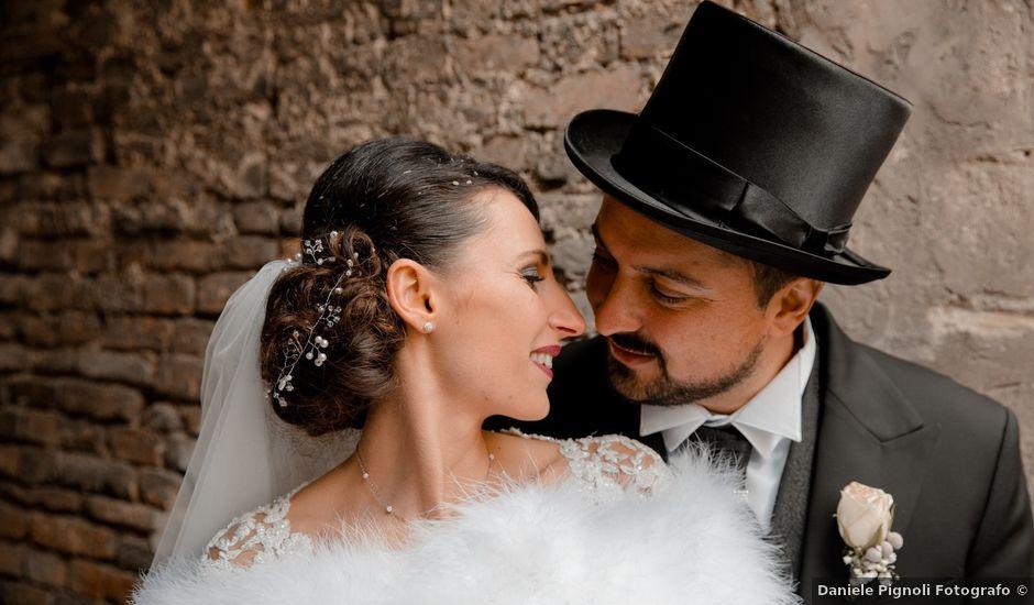 Il matrimonio di Mario e Felisia a Atri, Teramo