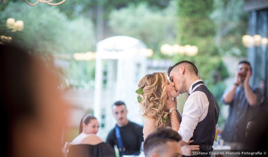 Il matrimonio di Christian e Serena a Morrovalle, Macerata