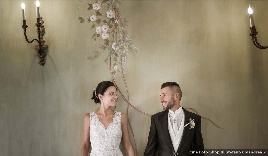 Il matrimonio di Melissa e Mario a Sezze, Latina