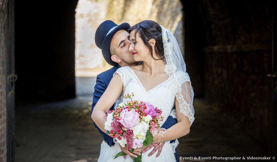 Il matrimonio di Matteo e Nina a Lucca, Lucca