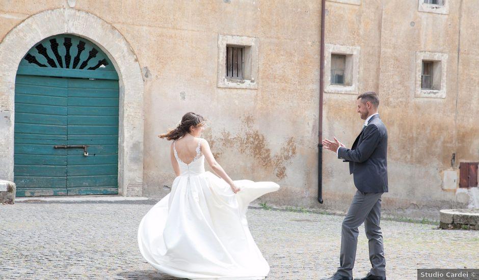 Il matrimonio di Marco e Stefania a Roma, Roma