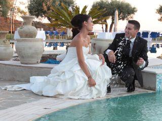Le nozze di Claudia e Carlo