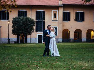Le nozze di Cristina e Christian