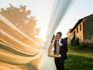 Le nozze di Jacopo e Ylenia