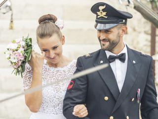 Le nozze di Kamila e Michele