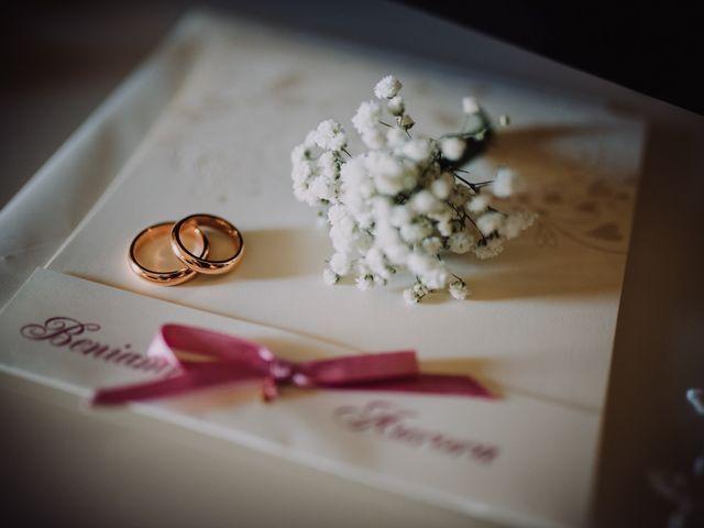 Il matrimonio di Beniamino e Aurora a Lettere, Napoli 8