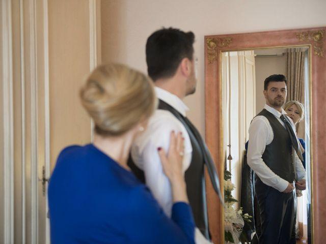 Il matrimonio di Luca e Camelia a Corridonia, Macerata 18
