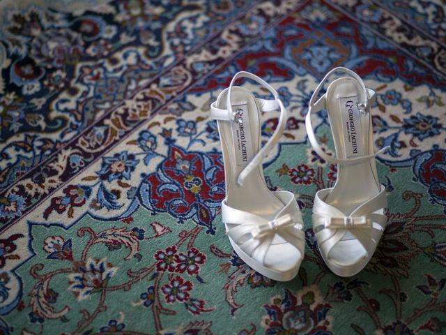 Il matrimonio di Luca e Camelia a Corridonia, Macerata 22