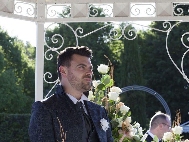 Il matrimonio di Luca e Camelia a Corridonia, Macerata 50