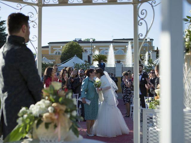 Il matrimonio di Luca e Camelia a Corridonia, Macerata 53