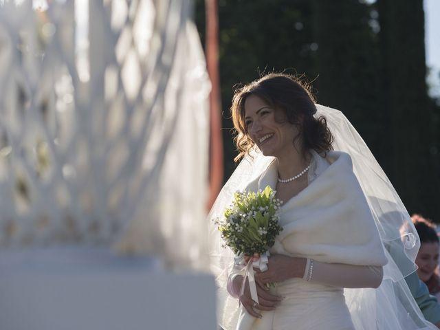 Il matrimonio di Luca e Camelia a Corridonia, Macerata 55