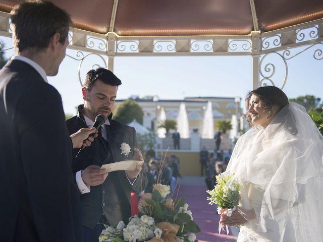 Il matrimonio di Luca e Camelia a Corridonia, Macerata 58