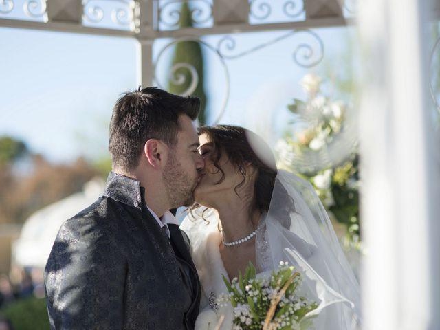 Il matrimonio di Luca e Camelia a Corridonia, Macerata 61