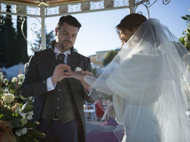 Il matrimonio di Luca e Camelia a Corridonia, Macerata 62