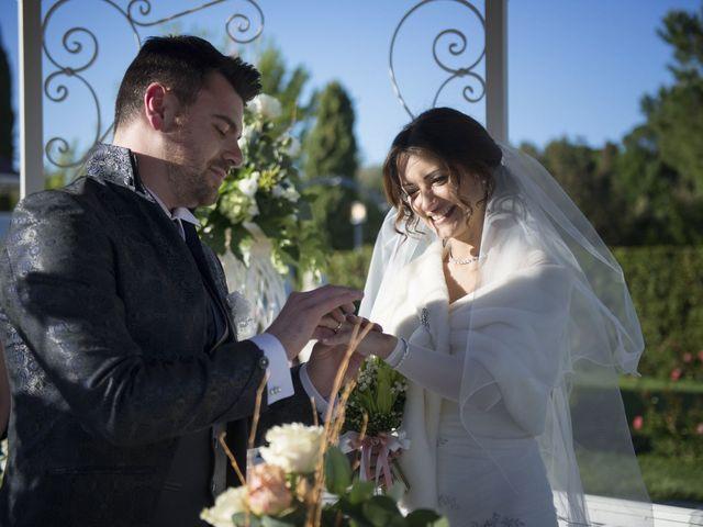 Il matrimonio di Luca e Camelia a Corridonia, Macerata 63
