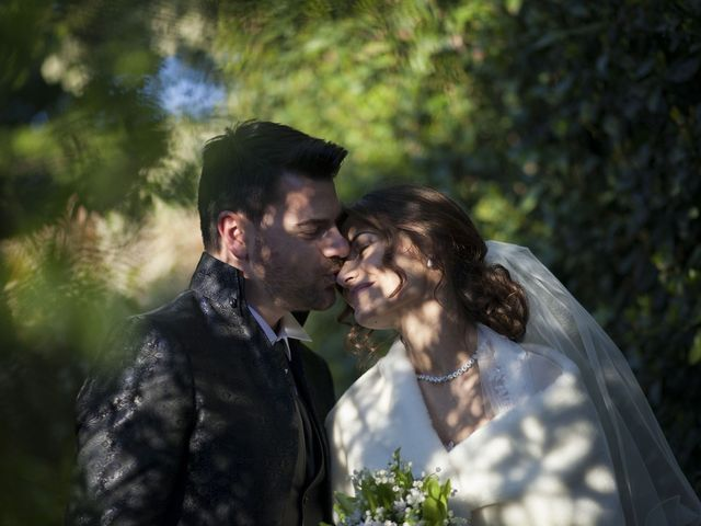 le nozze di Camelia e Luca