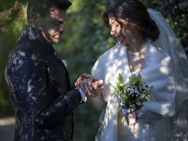 Il matrimonio di Luca e Camelia a Corridonia, Macerata 72