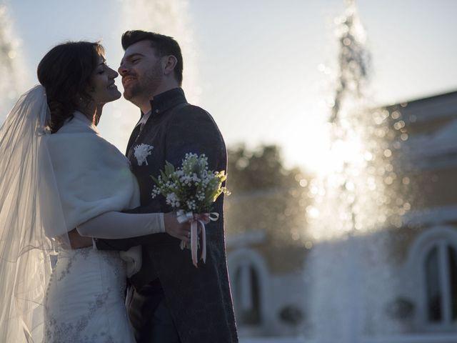 Il matrimonio di Luca e Camelia a Corridonia, Macerata 75