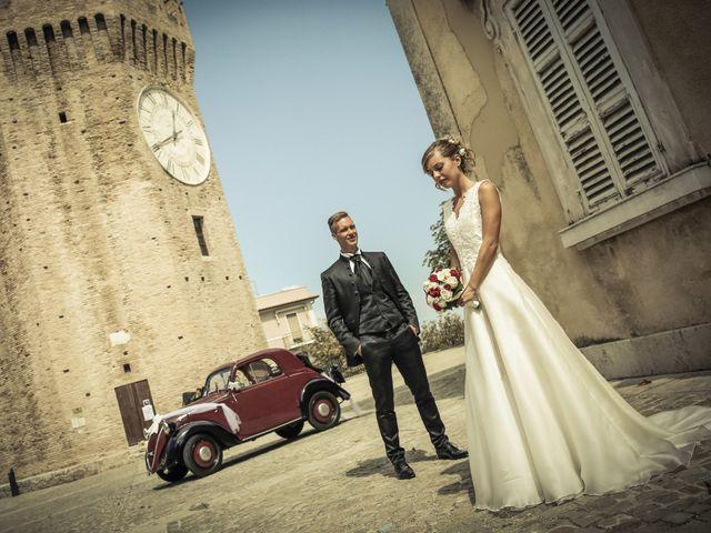 Il matrimonio di Danilo e Giulia a San Benedetto del Tronto, Ascoli Piceno 10