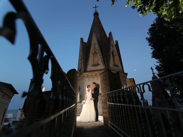 Il matrimonio di Danilo e Giulia a San Benedetto del Tronto, Ascoli Piceno 37