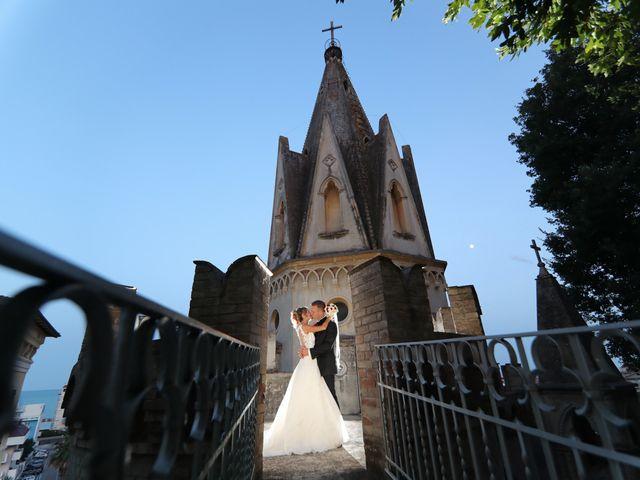 Il matrimonio di Danilo e Giulia a San Benedetto del Tronto, Ascoli Piceno 38