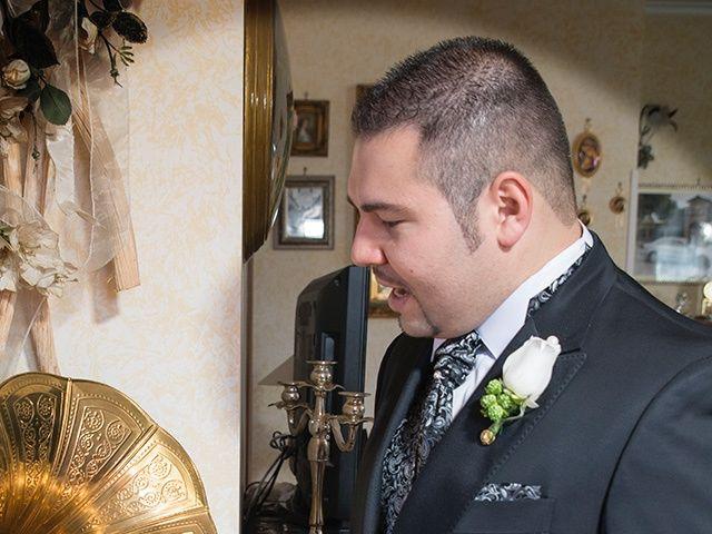 Il matrimonio di Luca e Alessandra a Corchiano, Viterbo 14