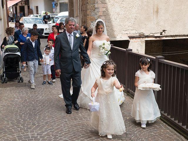 Il matrimonio di Luca e Alessandra a Corchiano, Viterbo 18