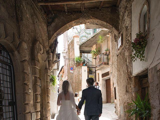 Il matrimonio di Luca e Alessandra a Corchiano, Viterbo 19