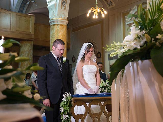 Il matrimonio di Luca e Alessandra a Corchiano, Viterbo 21