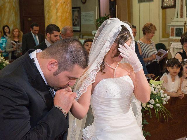 Il matrimonio di Luca e Alessandra a Corchiano, Viterbo 24