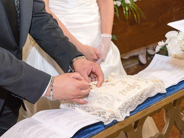 Il matrimonio di Luca e Alessandra a Corchiano, Viterbo 25