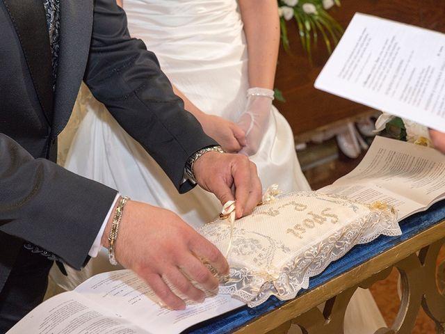 Il matrimonio di Luca e Alessandra a Corchiano, Viterbo 26