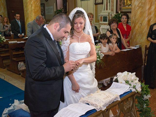 Il matrimonio di Luca e Alessandra a Corchiano, Viterbo 27