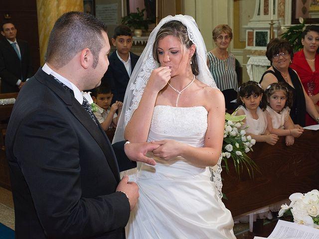 Il matrimonio di Luca e Alessandra a Corchiano, Viterbo 28