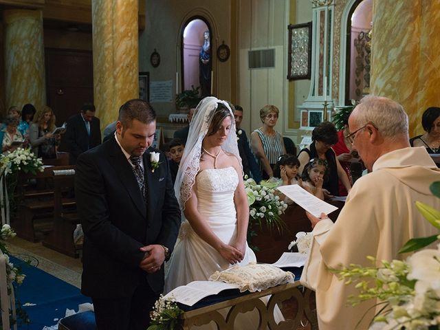 Il matrimonio di Luca e Alessandra a Corchiano, Viterbo 29
