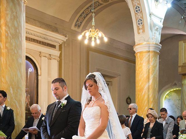 Il matrimonio di Luca e Alessandra a Corchiano, Viterbo 32