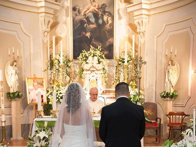 Il matrimonio di Luca e Alessandra a Corchiano, Viterbo 33